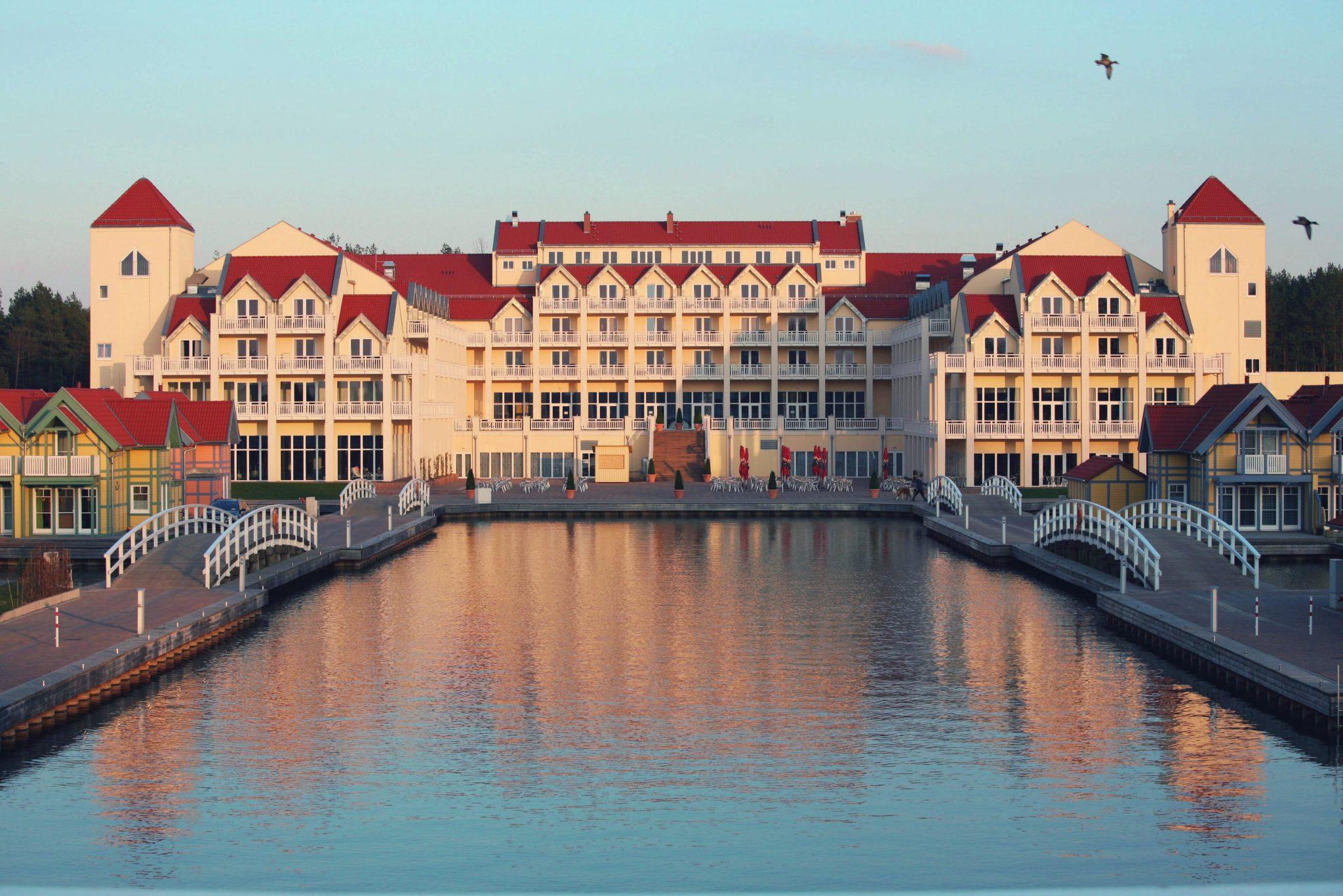 Hafendorf Rheinsberg Maritim Hotel