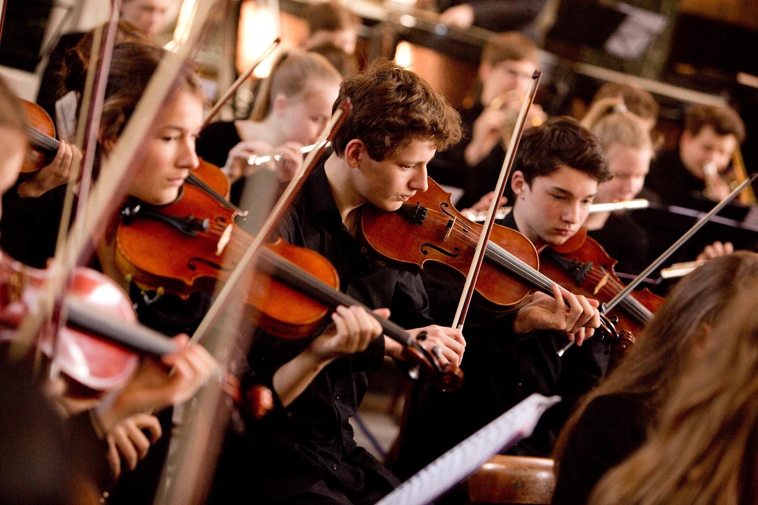 Junge Philharmonie Brandenburg